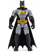 BATMAN Tactical BATMAN Action Figure with 3 Mystery Accessories Mission 2