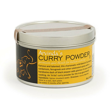 Arvinda\'s Curry Powder Tin
