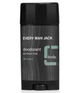 Every Man Jack Deodorant Sea Salt