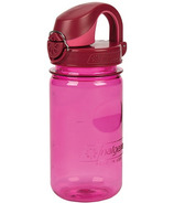 Nalgene 12 Ounce On the Fly Kids Bottle Pink
