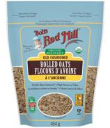 Bob's Red Mill Flocons d'avoine biologiques à l'ancienne