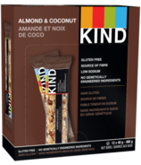 KIND Almond & Coconut Bars