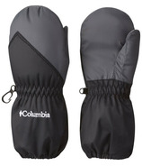 Columbia Toddler Chippewa Mittens Black Graphite