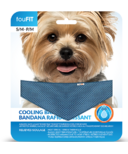 FouFit Cooling Bandana Small Medium Blue