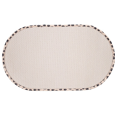 Envision Home Pet Bowl Mat Standard
