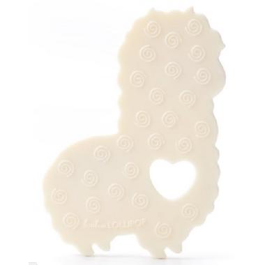 Loulou Lollipop Llama Silicone Teether