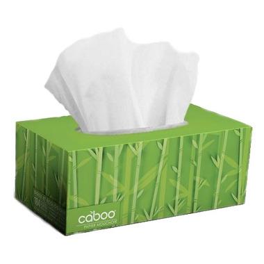 Caboo 2 Ply Facial Tissues