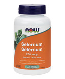 NOW Foods Yeast Free Selenium 200 mcg