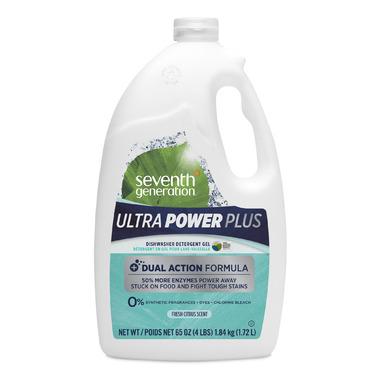 Seventh Generation Ultra Power Plus Automatic Dishwasher Gel