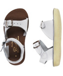 Salt Water Sandal Surfer Children's Sandal White
