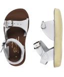 Salt Water Sandals Surfer Toddler Sandal White