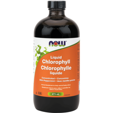 NOW Foods Liquid Chlorophyll Peppermint