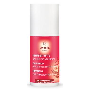 Weleda Pomegranate 24h Roll-On Deodorant