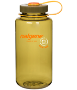 Nalgene 32 Ounce Sustain Wide Mouth Olive