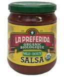 La Preferida Organic Salsa Mild