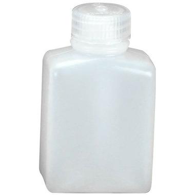 Nalgene 4 Ounce HDPE Rectangular Wide Mouth Bottle