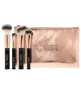 FLOWER Beauty Travel Brush Kit