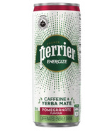 Perrier Energize Pomegranate Caffeinated Energy Drink