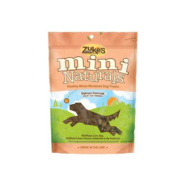 Zuke\'s Dog Mini Naturals Salmon Formula