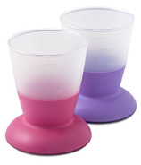 BabyBjorn Baby Cups Pink & Purple