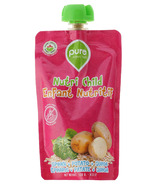 Pure Organic Foods Baby Spinach, Potato & Quinoa
