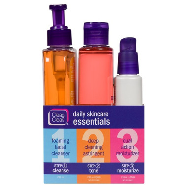 Clean & Clear Essentials Daily Skincare