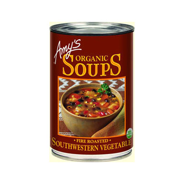 Amy\'s Kitchen Organic Fire Roasted Southwestern Vegetable Soup
