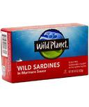 Wild Planet Wild Sardines in Marinara Sauce