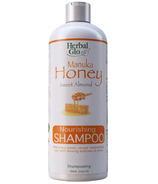 Herbal Glo Manuka Honey Sweet Almond Shampoo