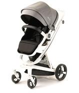 Milkbe Lullaby Self-Stopping Stroller Grey