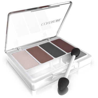 CoverGirl Eye Enhancers Eye Shadow Smokey Nudes