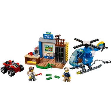 LEGO Juniors Mountain Police Chase