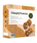 Barre de biscuits Simply Protein au beurre de cacahuète et au chocolat