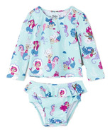 Hatley Baby Rashguard Set Underwater Kingdom