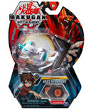 Bakugan Haos Hydorous Collectible Action Figure and Trading Card