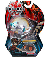 Bakugan Haos Hydorous Collectible Action Figure and Trading Card