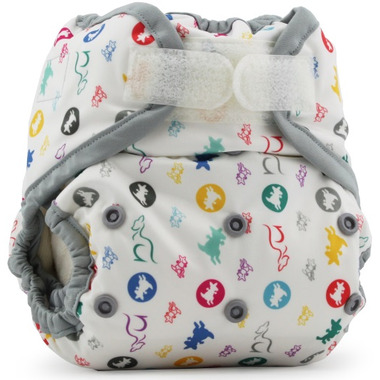 Kanga Care Rumparooz One Size Diaper Cover Aplix Closure Roozy