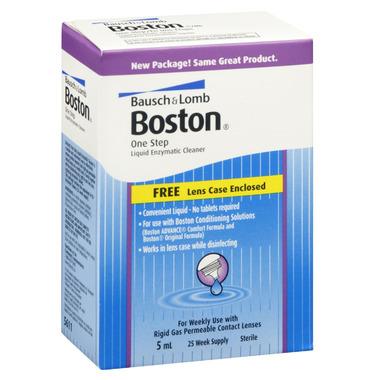Boston One Step Liquid Enzymatic Cleanser