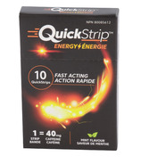 QuickStrip Rapid Energy 10 strip Pack