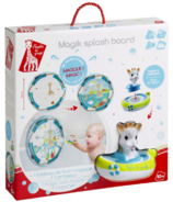 Sophie Magic Splash Board & Bath Toy