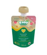 Aliments pour bébés biologiques Baby Gourmet Plus Wholesome 4