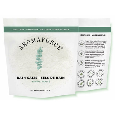 Aromaforce Bath Salt Revival