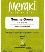 Meraki Artisan Teas Sencha Green