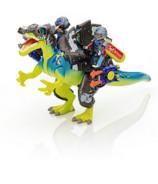 Playmobil spinosaurus : Double puissance de défense