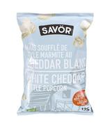Savor Kettle Popcorn White Cheddar
