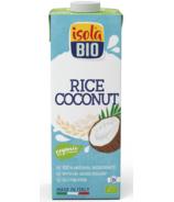 Isola Bio Rice Coconut Beverage