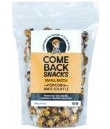 Comeback Snacks Peanut Butter Caramel Popcorn