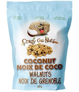 Crazy Go Nuts Coconut Walnuts