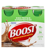 Boost High Protein Chocolate Bottle