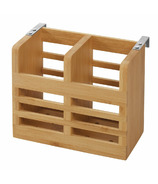 iDesign Formbu Utensil Caddy Beige